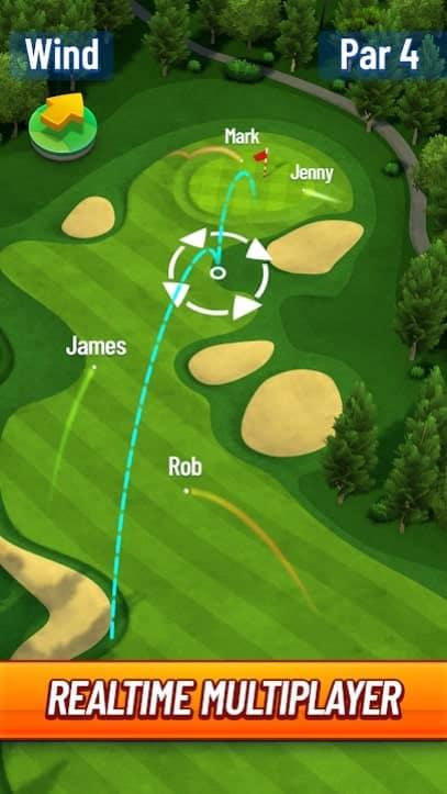 Golf Strike скачать