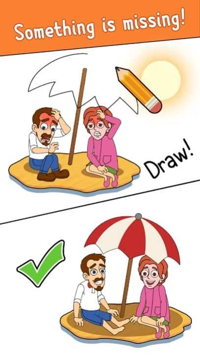 Home Draw Puzzle скачать