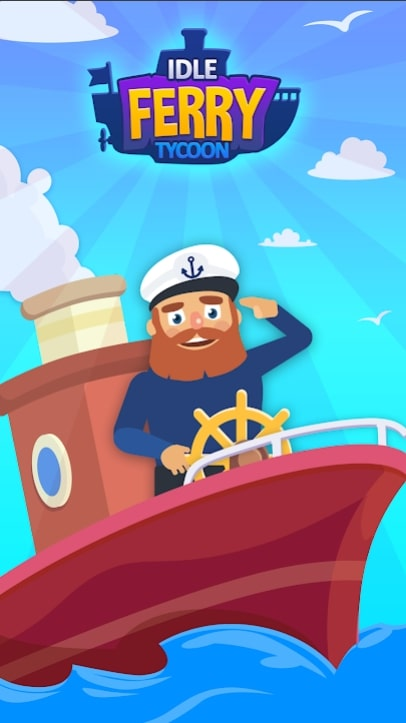 Idle Ferry Tycoon мод
