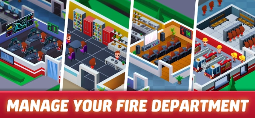 Idle FireFighter Tycoon читы