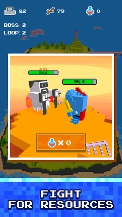Loop Knight андроид
