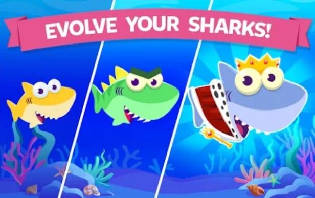 Merge Shark читы