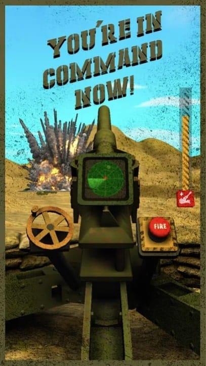 Mortar Clash 3D андроид