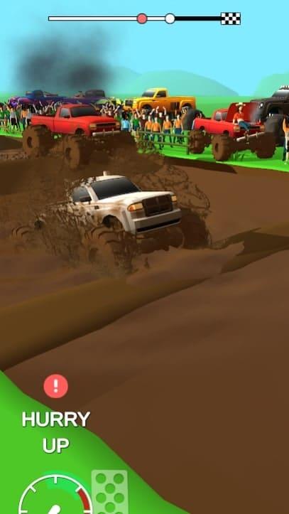 Mud Racing андроид