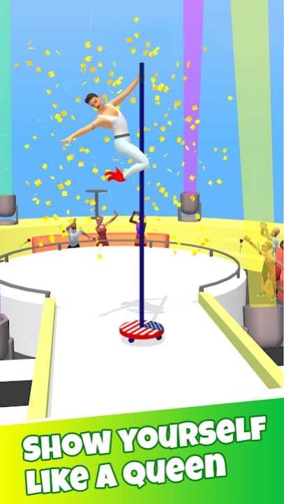 Pole Dance мод