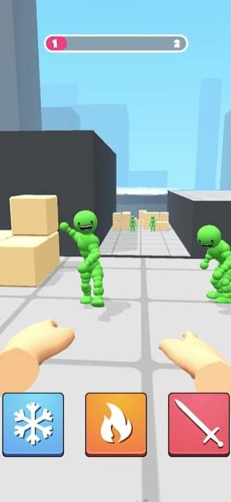 Super Powers 3D андроид