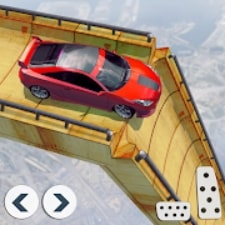 Superhero Car Stunts взлом