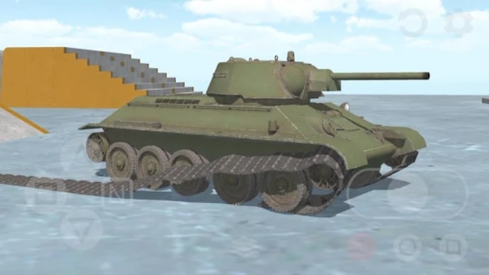 Tank Physics Mobile читы