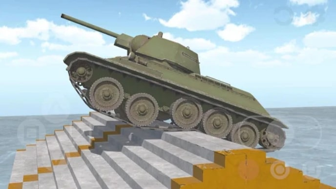 Tank Physics Mobile скачать
