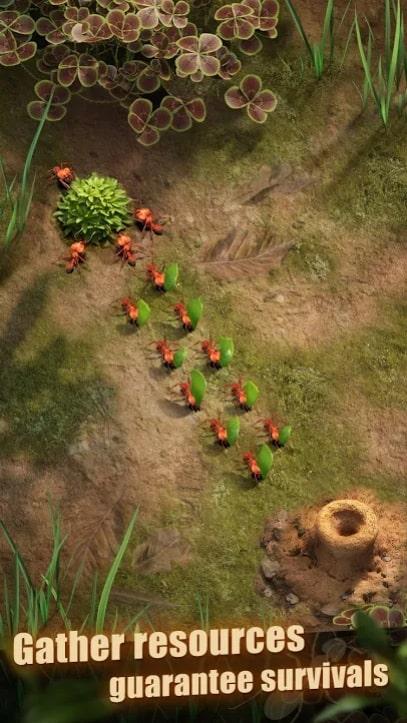 The Ants: Underground Kingdom андроид