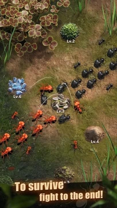 The Ants: Underground Kingdom читы