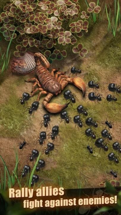 The Ants: Underground Kingdom мод