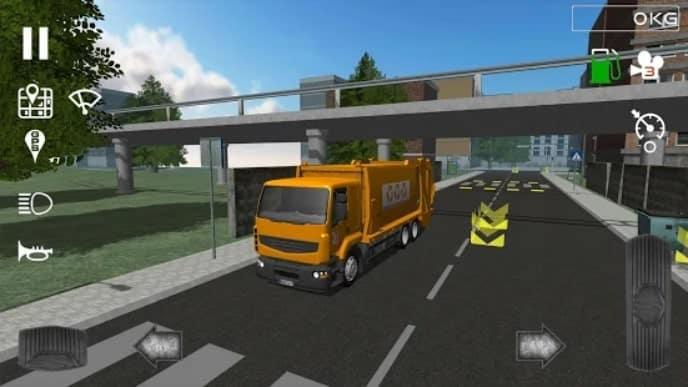 Trash Truck Simulator читы