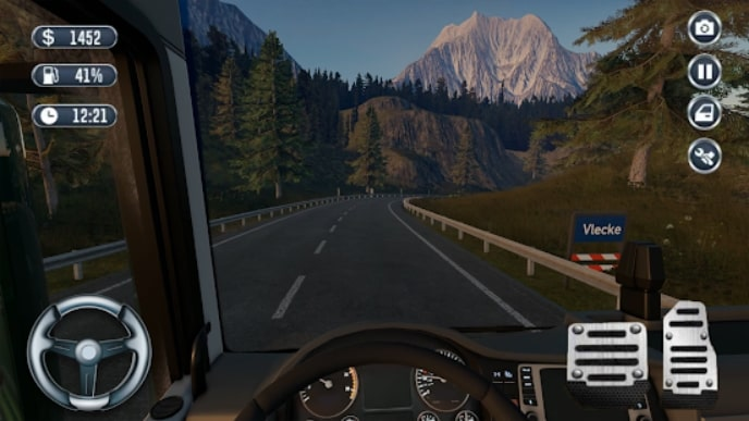 Truck Sim: Offroad Driver читы