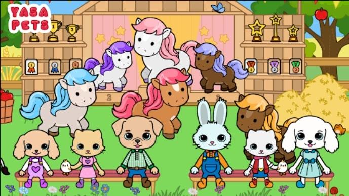Yasa Pets Farm читы