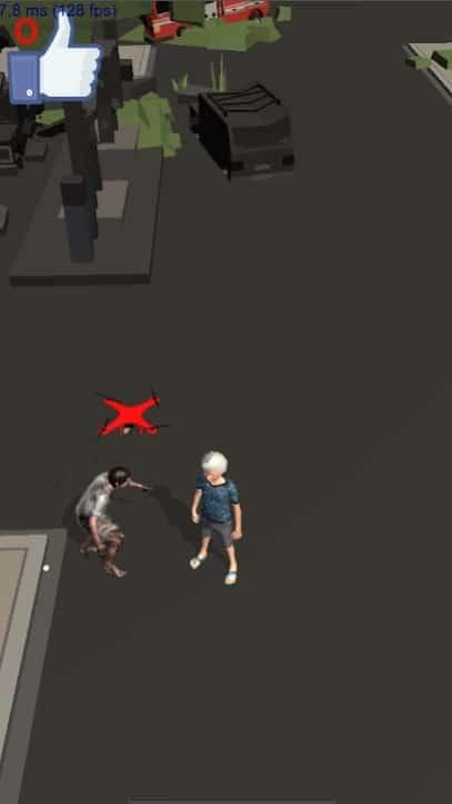 А4 убеги от зомби мод