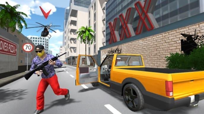 Auto Theft Sim Crime андроид