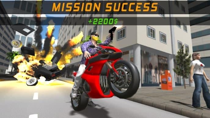 Auto Theft Sim Crime скачать