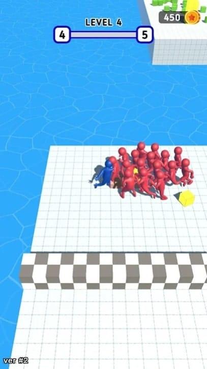 Crowd Breaker 3D андроид