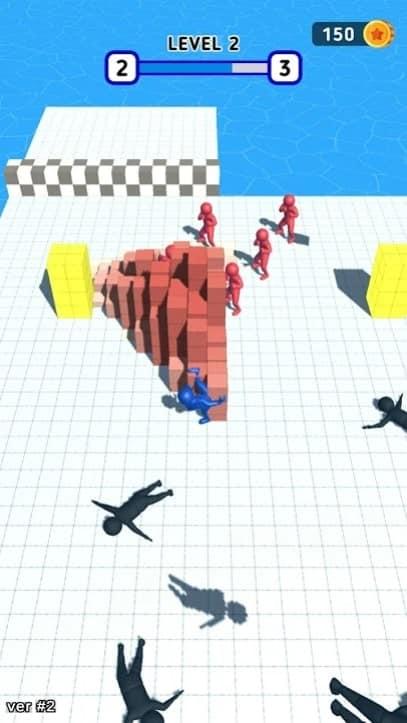 Crowd Breaker 3D мод