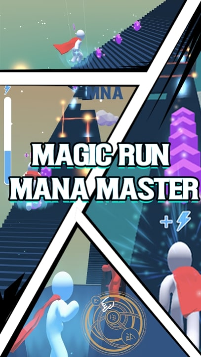 Magic Run: Mana Master скачать