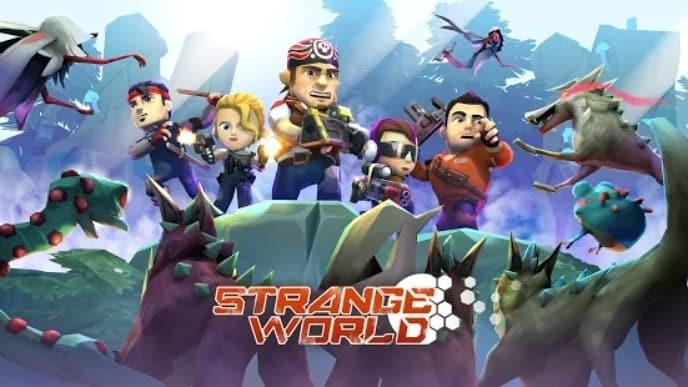 Strange World скачать