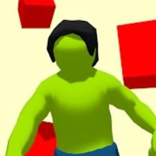 Superhero Race на Андроид