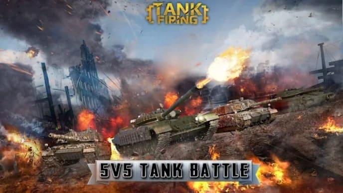 Tank Firing андроид